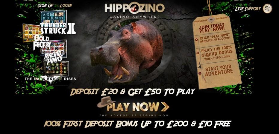 33 фри спина в слоте The Lab от казино Hippozino
