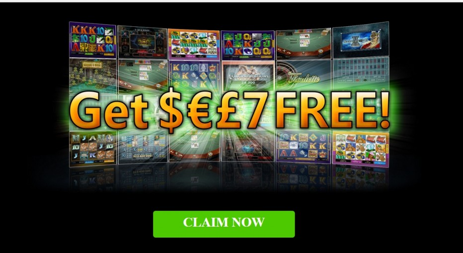 7 $€£ за регистрацию в онлайн казино GoWild Mobile