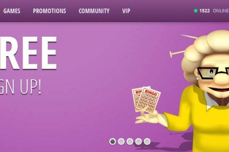 Бездепозитный бонус 25$ Bingo for Money