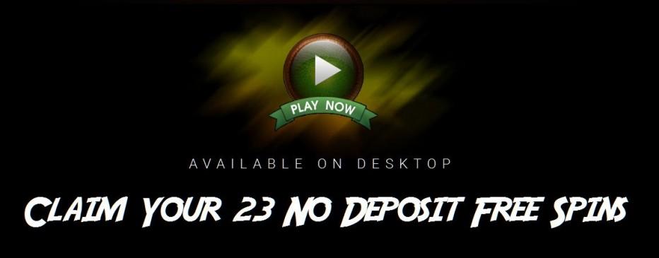 23 бесплатных вращений Hippozino Casino