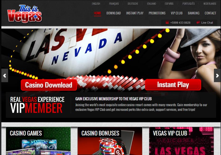 Free Play 2400$ Thisisvegas Casino