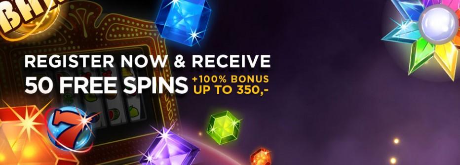 50 бесплатных вращений Twenty One Casino