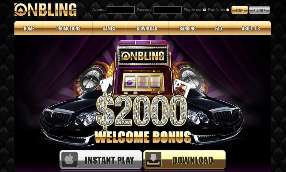 27 бесплатных вращений Onbling Casino