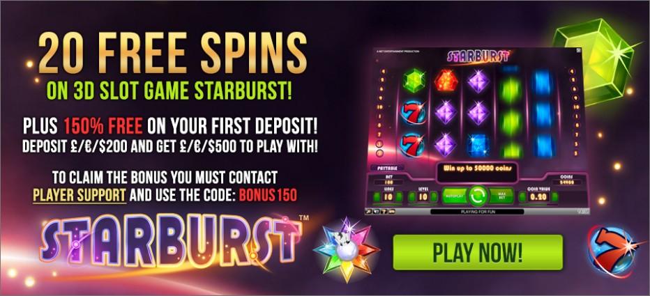 20 бесплатных вращений Istanbul Casino