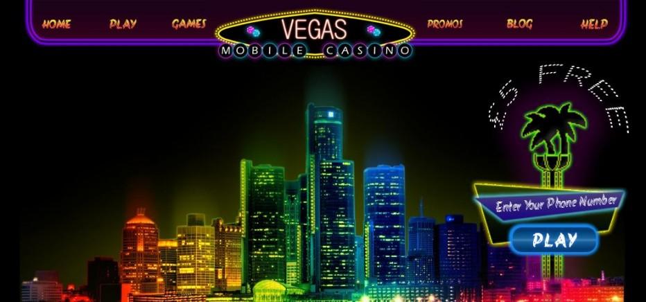 50 бесплатных вращений Vegas Mobile Casino