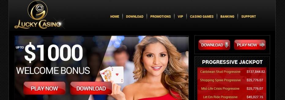 20 бесплатных вращений Go Lucky Casino