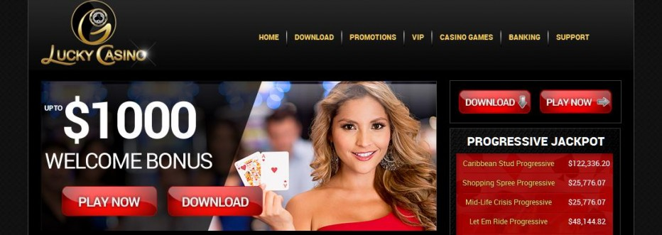 Бездепозитный бонус $25 Go Lucky Casino