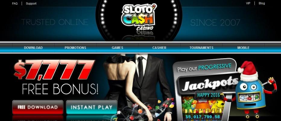 200 бесплатных вращений на депозит SlotoCash Casino