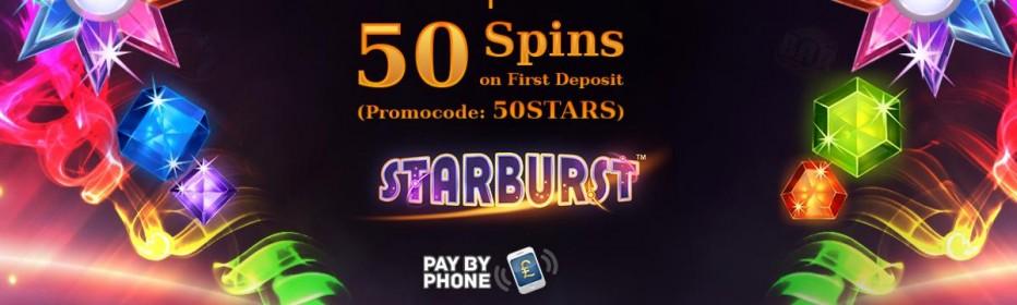 50 бесплатных вращений Lucks Casino