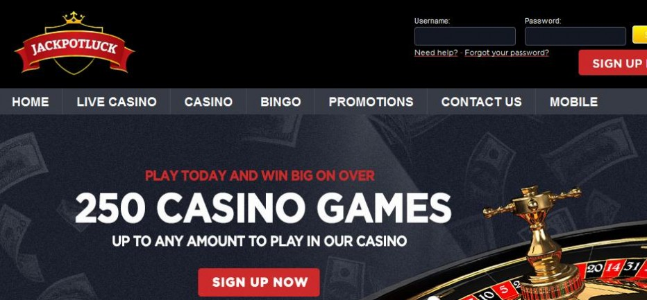 50 бесплатных вращений Jackpot Luck Casino
