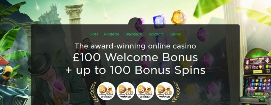 140 бесплатных вращений Mr Green Casino