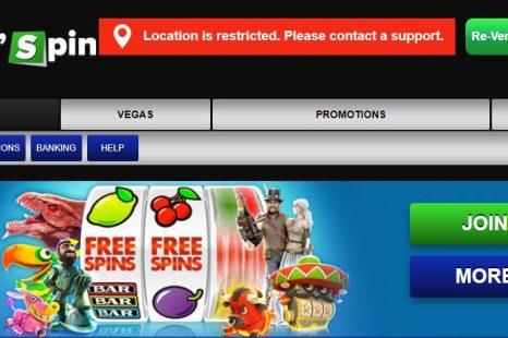 Бездепозитный бонус €3 Bet N Spin Casino